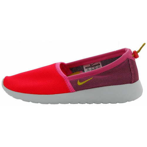 Chaussures Femme Baskets basses Nike Roshe Run Slip On - Ref. 579826-602 Orange
