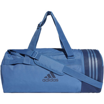 Sacs Sacs de sport adidas Performance Sac en toile Convertible 3-Stripes Format moyen blue