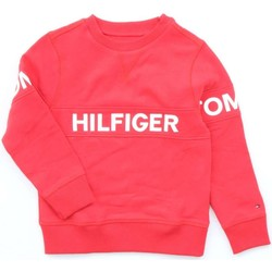 Vêtements Enfant Sweats Tommy Hilfiger KB0KB03382  Enfant Rouge Rouge