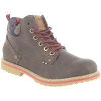 Wrangler wj17210 f marron - Chaussures Boot Femme