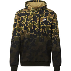 Vêtements Homme Sweats adidas Originals Sweat-shirt à capuche Camouflage Multicolore