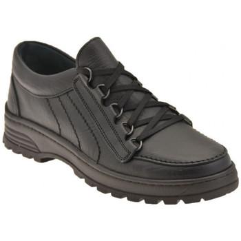Chaussures Homme Randonnée Alisport 141 Baskets basses Noir