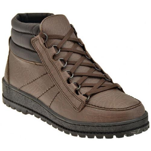 Chaussures Homme Derbies Alisport Rapide à mi laçage Baskets montantes