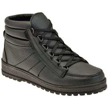 Chaussures Homme Randonnée Alisport 151 Baskets montantes Noir
