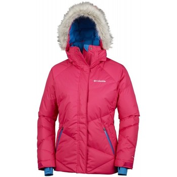 Blouson Columbia lay d down jacket punch pink veste