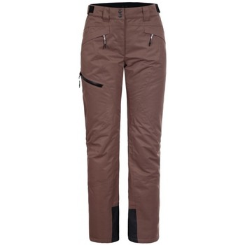 Vêtements Chinos / Carrots Icepeak KRISTEN MARRON PANTALON MARRON