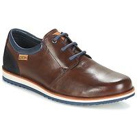 Chaussures Homme Derbies Pikolinos BIARRITZ M5A Marron / Bleu