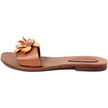 Chaussures Femme Mules Summery  Marrone