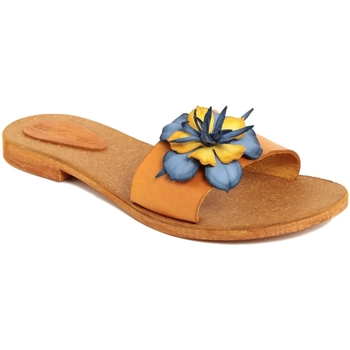 Chaussures Femme Mules Summery  Giallo