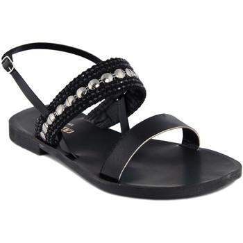 Chaussures Femme Sandales et Nu-pieds Summery  Nero