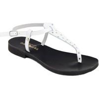 Chaussures Femme Sandales et Nu-pieds Summery  Bianco