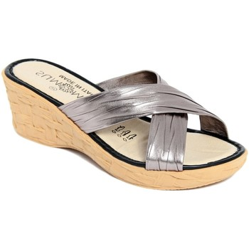 Chaussures Femme Mules Summery  Grigio