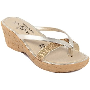 Chaussures Femme Tongs Summery  Oro