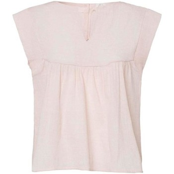 Vêtements Femme Tops / Blouses Alazia Couture Alazia Blusa Adriana Rosa Palo Mujer Rose