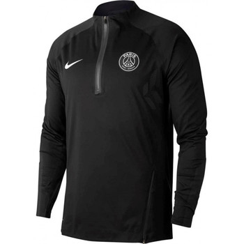 Vêtements Homme T-shirts & Polos Nike Maillot de football  AeroShield Paris Saint-Germain Strike Drill Noir