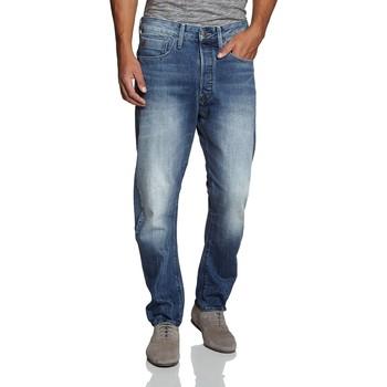 Vêtements Homme Jeans droit G-Star Raw TYPE C 3D Bleu