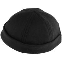 Accessoires textile Homme Bonnets Léon Montane Bonnet Docker Noir laine Noir