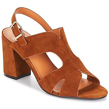 Chaussures Femme Mules Bocage PAULI Brique
