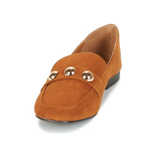 Chaussures Cognac Mocassins Bocage Abelone Femme 45RLAj3