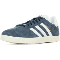 Chaussures Femme Baskets mode adidas Originals Gazelle W bleu