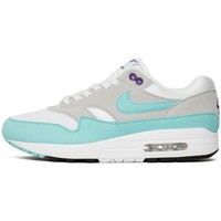 Chaussures Homme Baskets basses Nike Air Max 1 Anniversary Aqua Turquoise-Gris