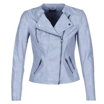Vêtements Femme Vestes en cuir / synthétiques Only AVA Bleu