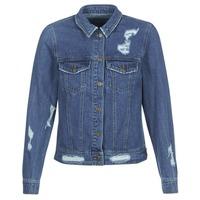 Vêtements Femme Vestes en jean Only BECKY Bleu medium