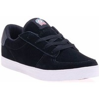Chaussures Homme Baskets basses Osiris Basket Homme skate shoes slim DUFFEL VLC Black charcoal red 42 Beige