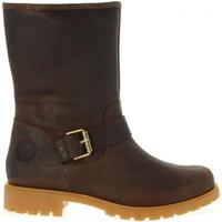 Chaussures Femme Bottes ville Panama Jack SINGAPUR B11 Marr?n