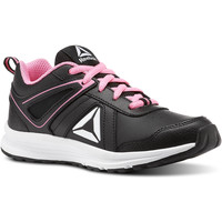 Chaussures Fille Baskets basses Reebok Sport Almotio 3.0 - Pre-School Noir / Rose / Blanc
