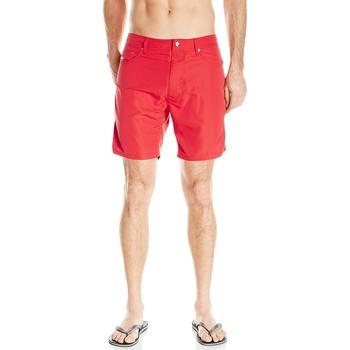 Vêtements Homme Maillots / Shorts de bain Diesel WAYKEEKI Rouge