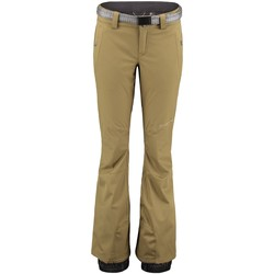 Vêtements Femme Chinos / Carrots O'neill Pantalon De Ski  Pw Star Skinny Dark Olive Marron Clair