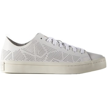 Chaussures Femme Baskets basses adidas Originals Courtvantage TF W blanc