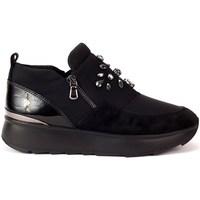 Chaussures Femme Slip ons Geox Gendry Noir