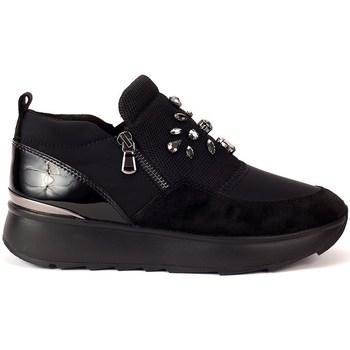 Chaussures Femme Baskets basses Geox Gendry Noir