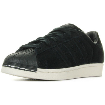 Chaussures Enfant Baskets mode adidas Originals Superstar Core Black noir