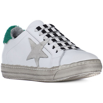 Chaussures Femme Baskets basses Meline GO GALAXY BIANCO Bianco