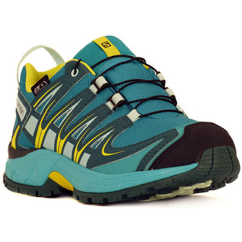 Chaussures Femme Running / trail Salomon XA PRO 3D CSWP J Multicolore