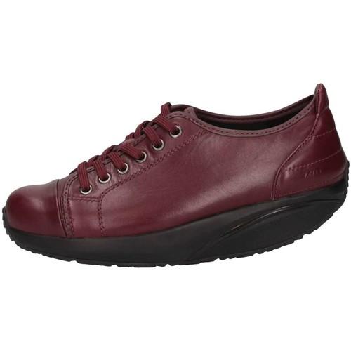 Mbt 700712-255  Femme rouge - Chaussures Baskets basses Femme