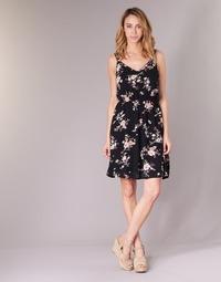 Vêtements Femme Robes courtes Only KARMEN Noir