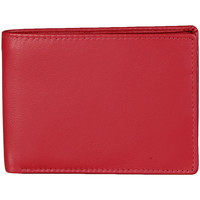 Sacs Femme Portefeuilles Buzzao Portefeuilles homme 100% cuir rouge Made in Italia - MASSA Rouge