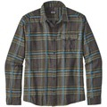Patagonia Ms L/s Lightweight Fjord Flannel Shirt