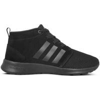Chaussures Femme Baskets montantes adidas Originals CF Racer Mid Neo Noir