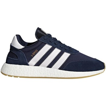 Chaussures Femme Baskets basses adidas Originals ZAPATILLAS  INIKI RUNNER Bleu