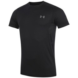 Vêtements Homme T-shirts manches courtes Under Armour UA Raid Shortsleeve Tee Noir
