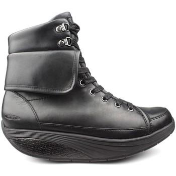Chaussures Femme Bottines Mbt BOUTONS EUZI FLIP W black