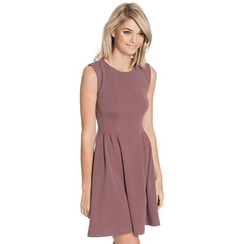 Vêtements Femme Robes courtes Minimum IVALO Wood Rose