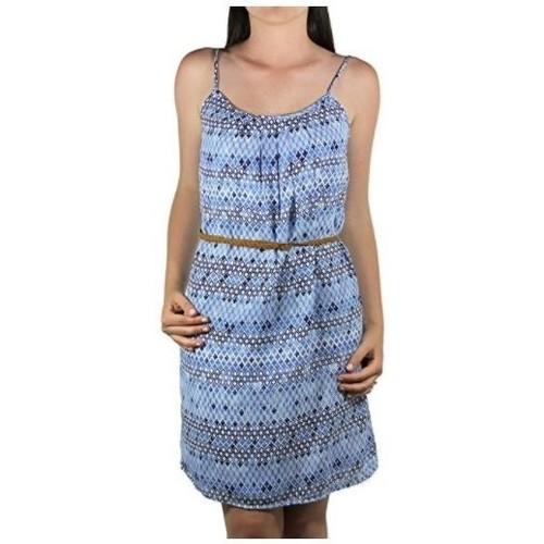Vêtements Femme Robes courtes Only MEGAN STRAP Bleu