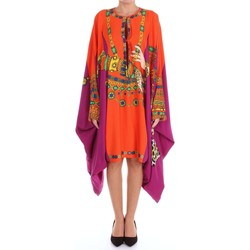 Vêtements Femme Robes courtes Moschino Couture A06020565 Robe courte Femme Orange fantasie Orange fantasie