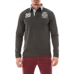 Polos manches longues Ritchie POLO PADOUX